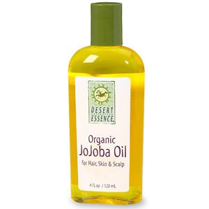 Picture of my Jojoba oil free sample
