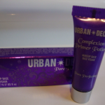 Picture of my urban decay free sample