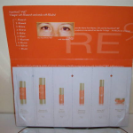 Picture of my Arbonne NutriMin C RE9 Travel Pack Set of 6 Kit Free Sample