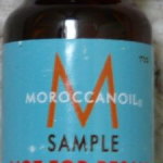 Picture of my Moroccanoil Oil Treatment All Hair Types Free Sample