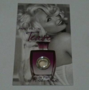 Picture of my Tease By Paris Hilton Perfume 01oz Free Sample 296x300