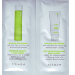 Picture of my Arbonne FC5 Daily Shampoo & Conditioner Free Sample