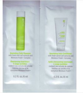 Picture of my Arbonne FC5 Daily Shampoo Conditioners point2oz Free Sample 267x300