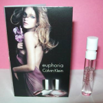 Picture of my Calvin Klein Euphoria Perfume Free Sample