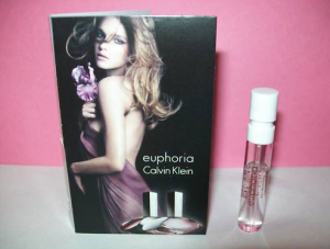 Picture of my Calvin Klein Euphoria Perfume point04oz Free Sample 300x227