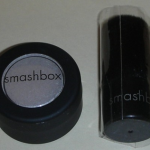 Picture of my Smashbox Halo Powder fair with Mini Buki Brush Free Sample