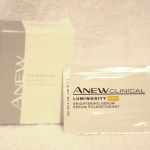 Picture of my AVON Anew Clinical Luminosity PRO Brightening Serum Free Sample