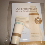 Picture of my Bare Escentuals Rareminerals Purely Nourishing Facial Moisturizer Free Sample 150x150