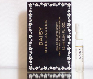 Marc Jacobs Daisy EDT Perfume Spray Free Sample