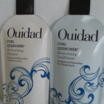 Picture of my Ouidad Curl Quencher Moisturizing Shampoo & Conditioner Free Sample