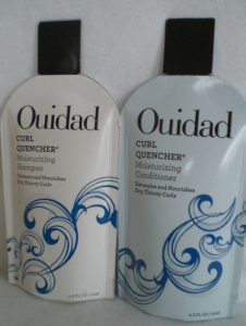 ouidad curl quencher moisturizing shampoo conditioner