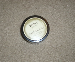 Picture of my Wen Sweet Almond Mint Re Moist Intensive Hair Treatment Free Sample 300x251