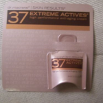 Picture of my 37 Extreme Actives Anti-Aging Cream Free Sample