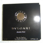 Picture of my Bvlgari Jasmine Noir Perfume Free Sample