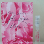 Picture of my Estee Lauder Pleasures Bloom EDP Spray Free Sample 150x150