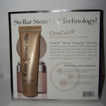 Picture of my Kate Somerville Cytocell Dermal Energizing Treatment Free Sample