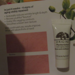 Picture of my Origins Plantscription Anti Aging Serum Free Sample