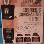 Picture of my Cover FX Cosmedic Concealing Clinic Free Sample
