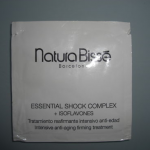 Picture of my Natura Bisse Essential Shock Complex Free Sample