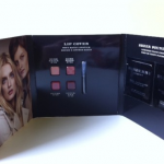 Picture of my Burberry Beauty Lip Cover & Sheer Foundation Free Sample Pack
