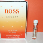 Picture of my Hugo Boss Orange Sunset Perfume Free Sample 150x150