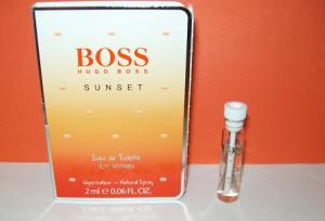 Hugo Boss Orange Sunset Perfume Free Sample
