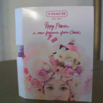 Picture of my Coach Poppy Flower Perfume Free Sample 150x150