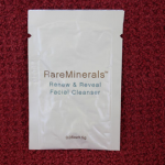 Picture of my Rare Minerals Renew & Reveal Facial Cleanser Free Sample