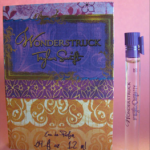Picture of my Taylor Swift Wonderstruck Perfume Free Sample 150x150