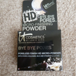 Picture of my It Cosmetics Bye Bye Pores Free Sample