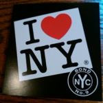 Picture of my Bond No 9 I Love NY New York For All Free Sample