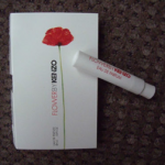 Picture of my Kenzo Flower Perfume Free Sample 150x150