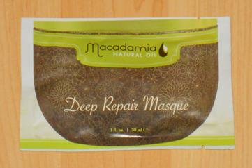 Picture of my Macadamia Natural Oil Deep Repair Mask Free Sample