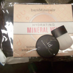 Picture of my Bare Escentuals Hydrating Mineral Veil Free Sample