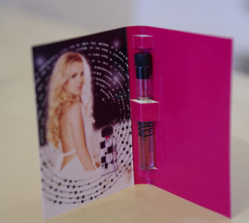 Britney Spears Cosmic Radiance Perfume Free Sample