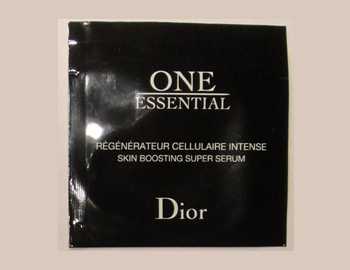 Picture of my Dior One Essential Skin Boosting Super Serum Free Sample