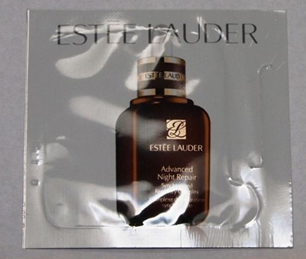 Picture of my Estee Lauder Advanced Night Repair Synchronized Recovery Complex Free Sample