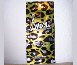 Picture of my Supre Snooki Ultra Dark Tan Maximizer Free Sample