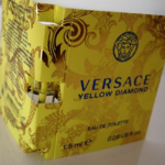 Picture of my Versace Yellow Diamond Perfume Free Sample 150x150