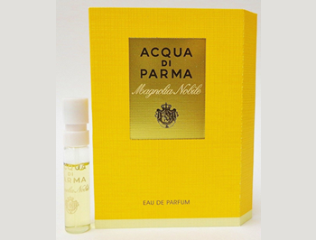 Picture of My Free Sample of Acqua Di Parma Magnolia Nobile
