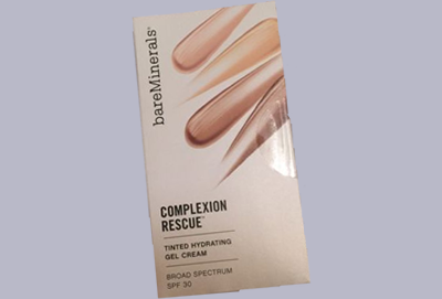 Bareminerals Complexion Rescue Tinted Hydrating Gel Cream Free Sample