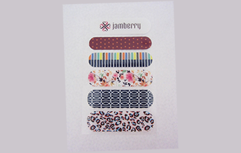 Jamberry Nail Shields Free Sample