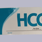 Picture of my Pregnancy HCG Test Strip Free Sample
