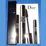 Picture of my Dior Diorshow Mascara 090 Pro Black Free Sample