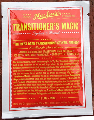 Picture of Miss Jessie's Transitioner's Magic Free Sample